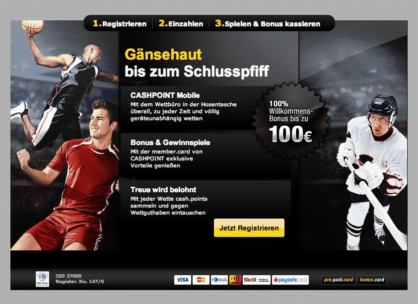 cashpoint com sportwetten
