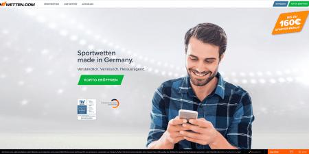 Wer ist der bessere deutsche Sportwetten Anbieter: Wetten.com oder Mybet?