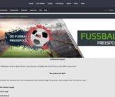 Die Werbeaktion Fußball Preispool von NetBet