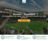 Mr Green gibt Top-Quote von 30.00 für einen Sieg von Österreich