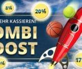 Sunmaker - Der Boost für deine Kombi-Wette