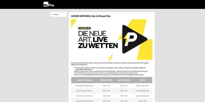 MoPlay Livewetten