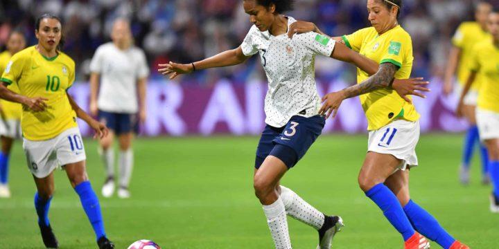 Nehme an der Werbeaktion erfülle Missionen zur Frauen Fußball WM teil