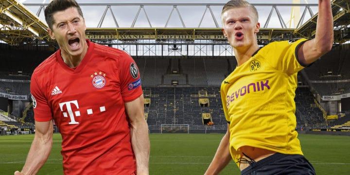 Auf das Topspiel Borussia Dortmund gegen Bayern München wetten