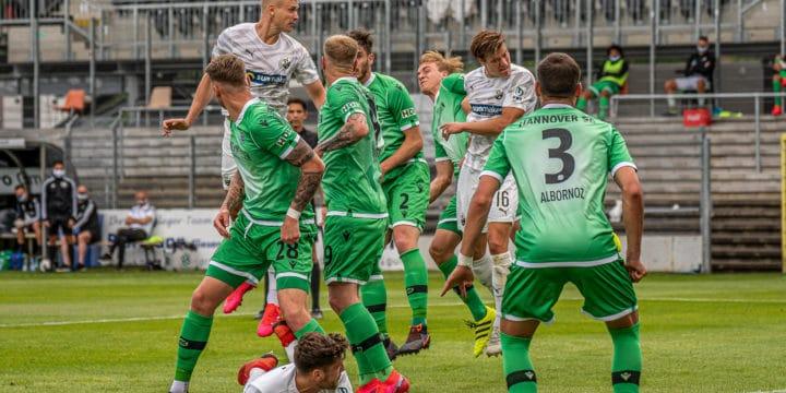 Hannover 96 - Dynamo Dresden Wett Tipp, Quoten, Prognose 03.06.2020