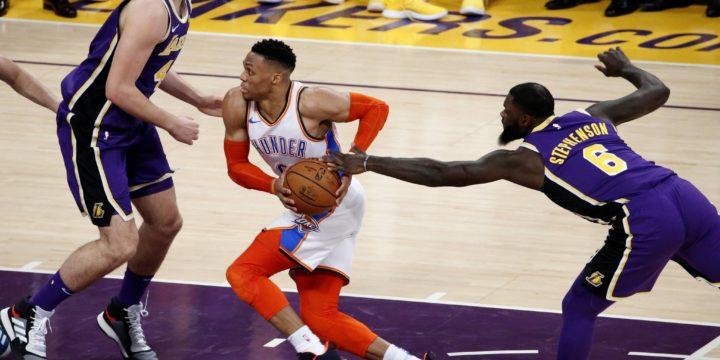 Oklahoma City Thunder – Houston Rockets Wett Tipp, Quoten, Prognose
